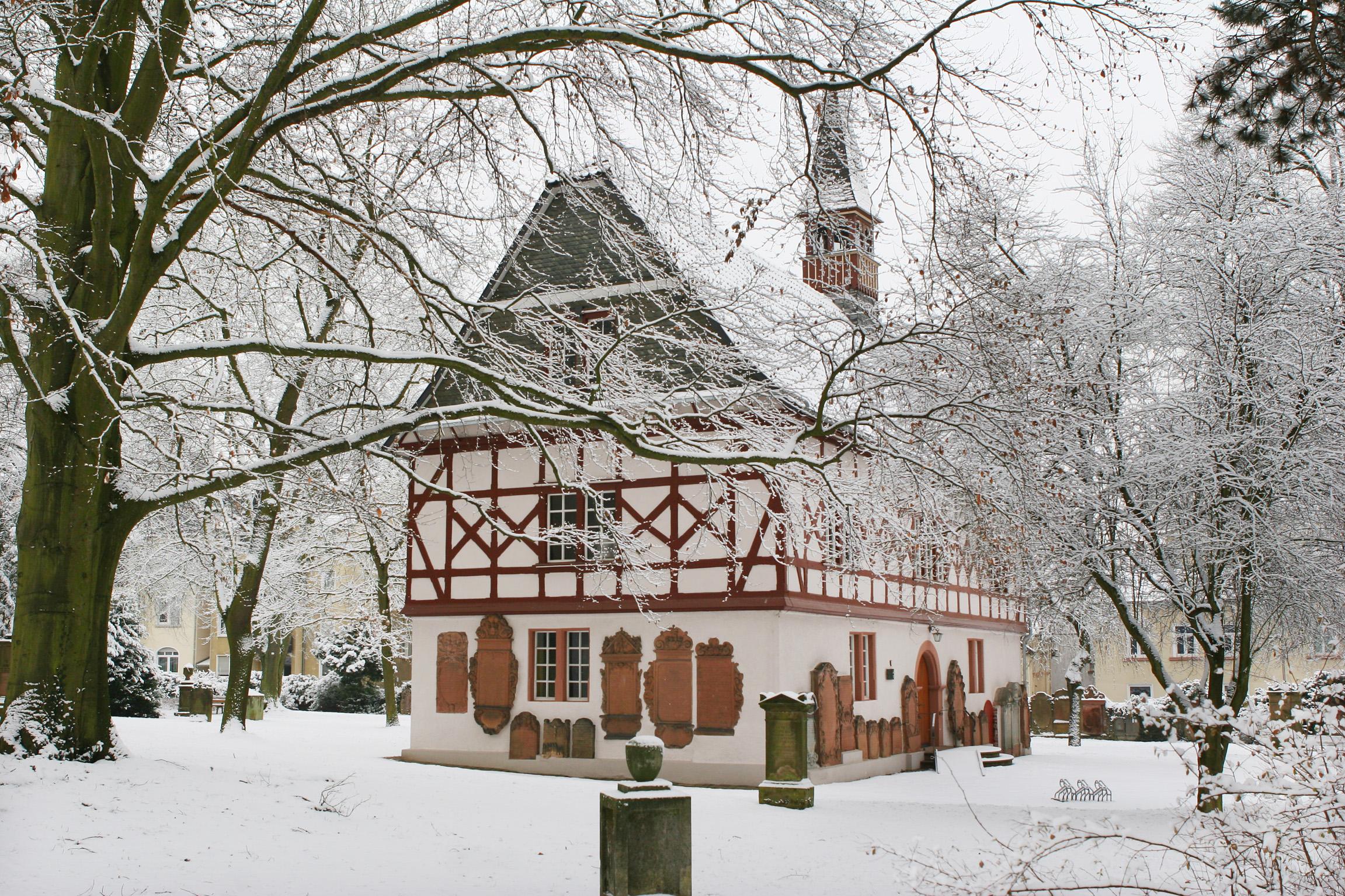 Kapelle auf dem Alten Friedhof