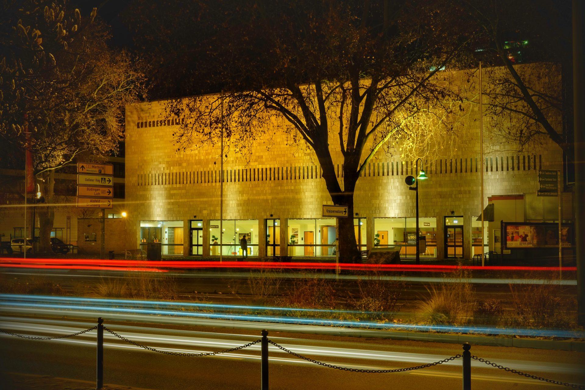 Kongresshalle Gießen