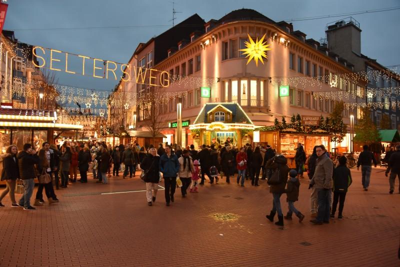 Weihnachtsmarkt Giessen