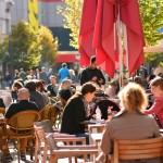 Café am Kugelbrunnen