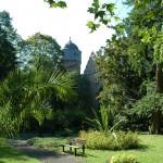 Gießen_Botanischer Garten und Altes Schloss