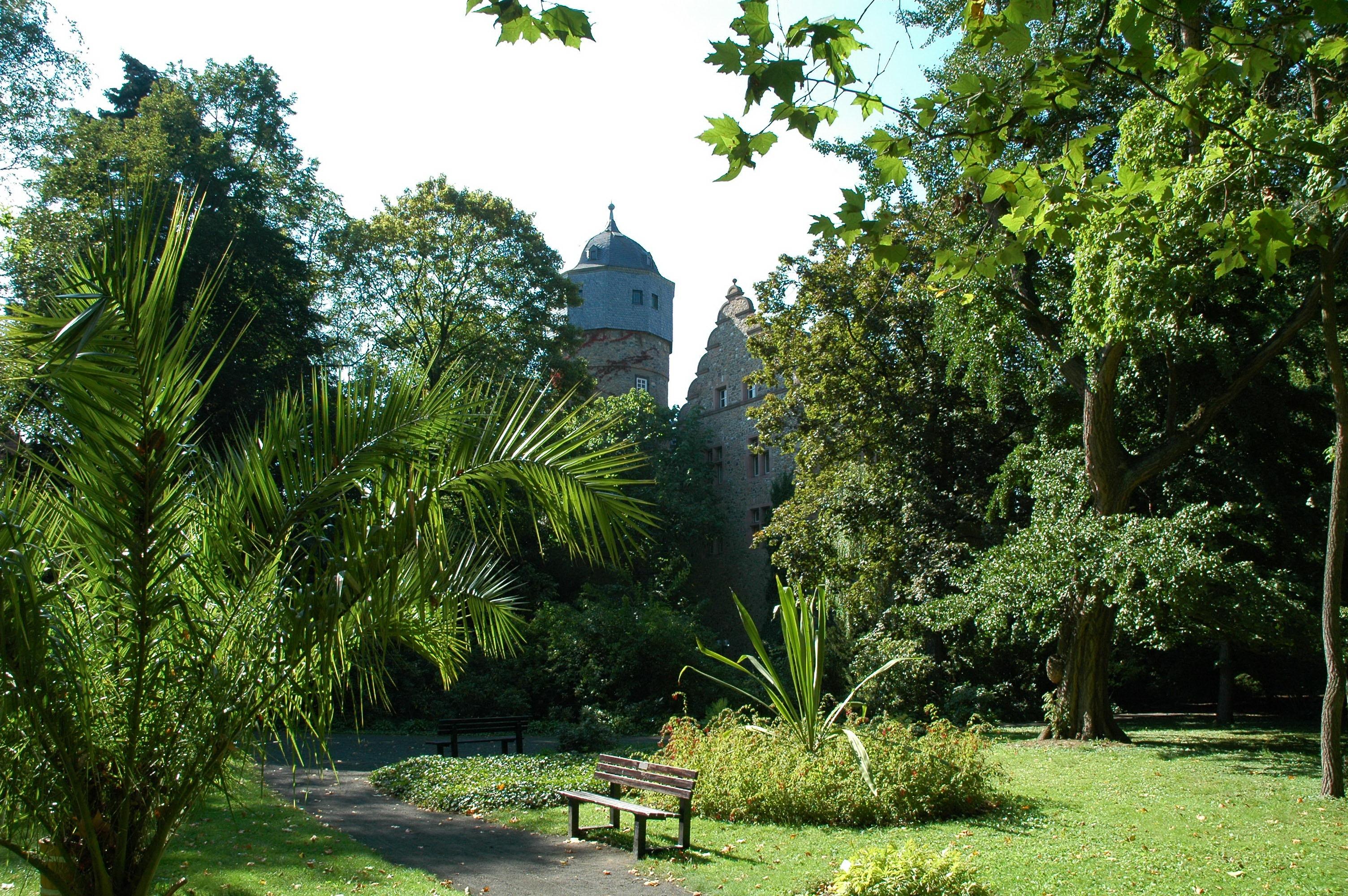 Der Botanische Garten in Gießen - Giessen entdecken | Giessen entdecken