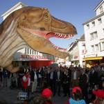 Dino Ausstellung 2010