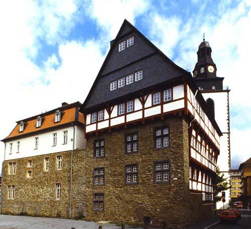 Oberhessisches Museum Leib Sches Haus Giessen Entdecken