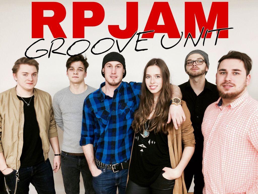 RP Jam_Pressefoto_Groove Unit mit Logo
