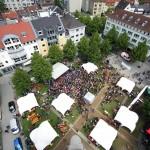 Festival der jungen Forscher am 30. Mai 2010 in Gießen