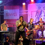 Stadtfest 2014 – Sydney Youngblood