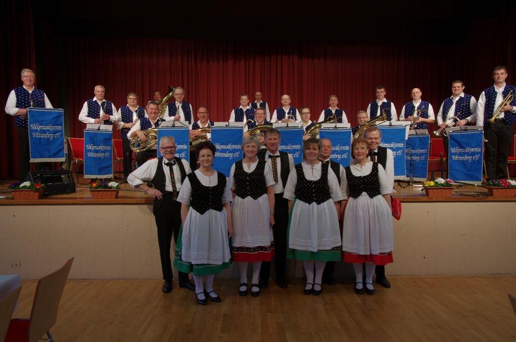Volksmusikverein Wettenberg_Pressefoto