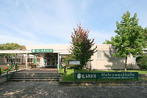 Mehrzweckhalle Gießen-Allendorf