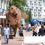 Dino Ausstellung 2010 T Rex