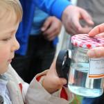 Festival der jungen Forscher am 30.5.2010 in Gießen
