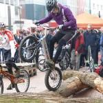 Frühlingserwachen & Sport in der City