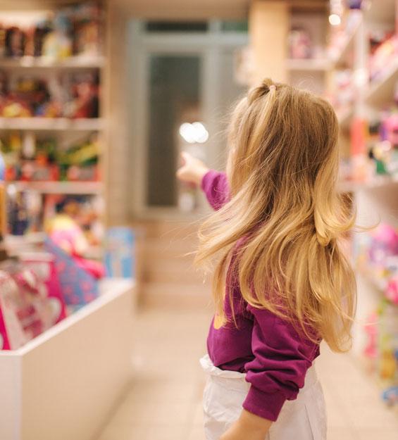 Junge Läden von A-Z