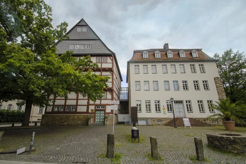 Oberhessisches Museum Wallenfels Sches Haus Giessen Entdecken