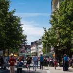 Vom Kirchenplatz zur Mäusburg